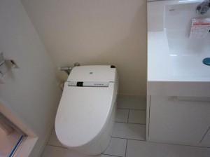 麻布永坂レジデンス トイレ