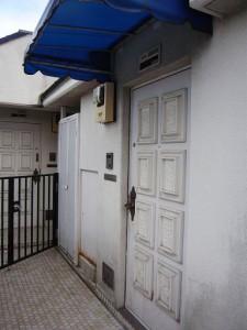 テラスハウスヴィップ長者丸 玄関ドア