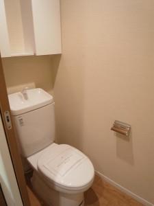 ハイツ三軒茶屋 トイレ