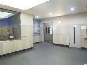 メゾン文京関口Ⅱ エントランスホール