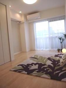 グリーンキャピタル神楽坂 約5.5帖の洋室