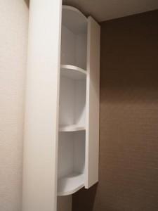 新池田山マンション トイレの収納