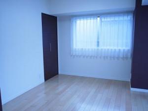 新池田山マンション 約4.8帖の洋室