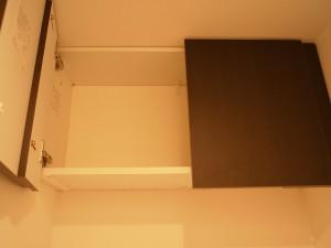グリーンプラザ五反田第2 トイレの収納