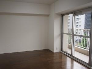 グリーンプラザ五反田第2 約5.0帖の洋室
