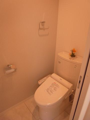 ダイアパレス御苑前 トイレ