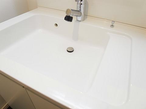 新池田山マンション 洗面台