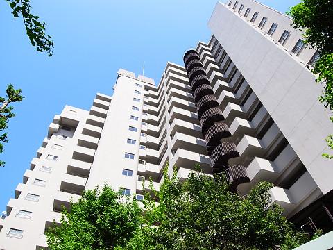 新池田山マンション 外観
