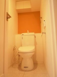 インペリアル音羽フラット トイレ