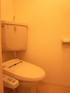 レック芝公園マンション トイレ