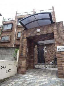 セボン渋谷東 外観