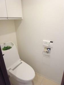 信濃町ハイム トイレ