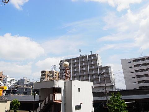 ライオンズマンション笹塚 眺望