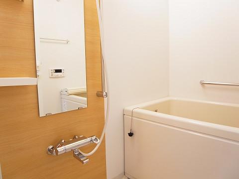 新宿パークサイド永谷 バスルーム