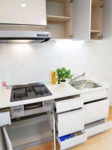 ライオンズマンション松原 キッチン
