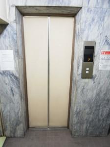 第三宮庭マンション エレベーター
