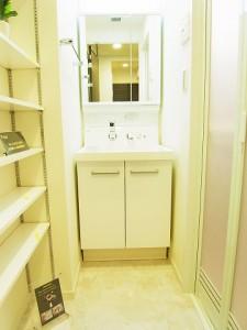 第三宮庭マンション 洗面室
