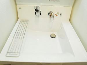 第三宮庭マンション 洗面台