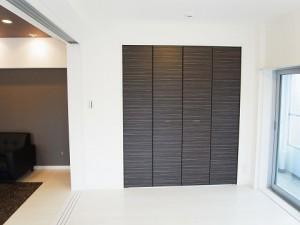 第三宮庭マンション 洋室収納