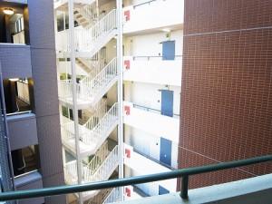 五反田ダイヤモンドマンション 洋室眺望