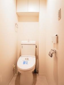 桜新町サンハイツ  トイレ