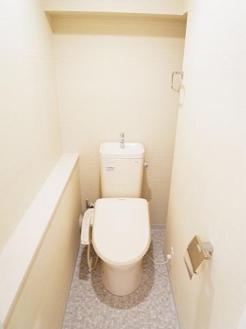 東建第2上町マンション トイレ