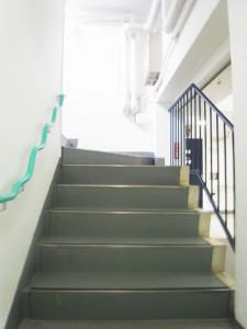 秀和自由が丘レジデンス 階段