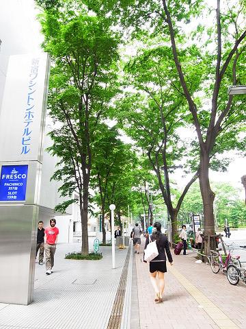 ファミール西新宿 周辺