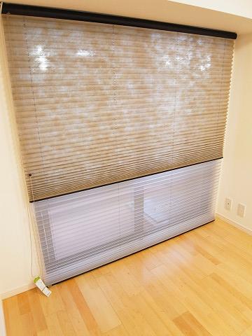 ファミール西新宿 LD 窓
