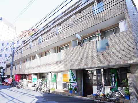 シェモワ新宿 外観