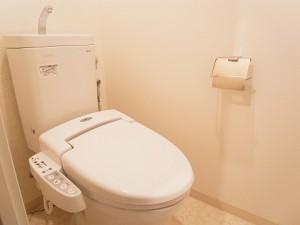 三田ハウス  トイレ