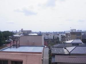 西新宿ビューハイツ  洋室1眺望