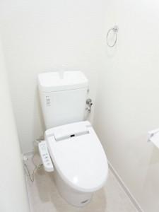 グリュックT玉川 トイレ