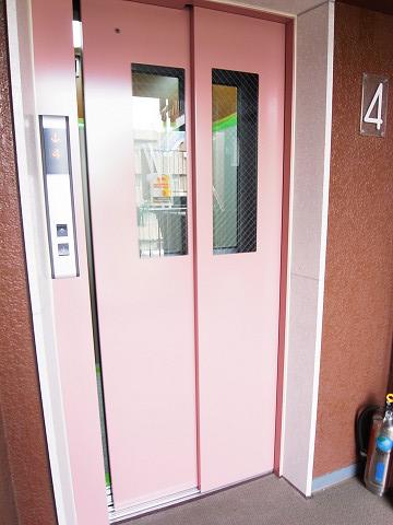 グリュックT玉川 エレベーター