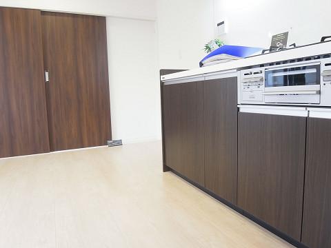 中銀マーブルマンシオン新宿5丁目  キッチン