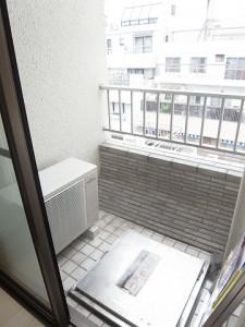 中銀マーブルマンシオン新宿5丁目  バルコニー
