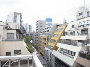 中銀マーブルマンシオン新宿5丁目 眺望
