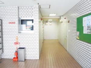 藤和八丁堀コープⅡ エントランス