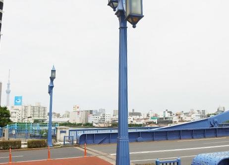 日商岩井日本橋浜町マンション 周辺