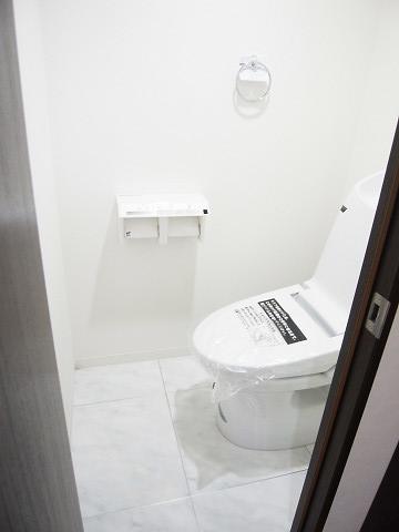 日商岩井日本橋浜町マンション トイレ