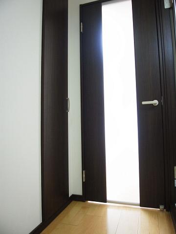 日商岩井日本橋浜町マンション ドア