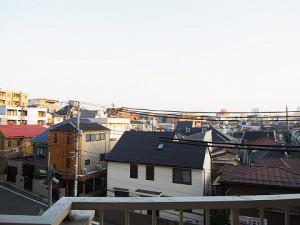 ソフトタウン代々木  眺望