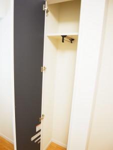 クレール御殿山 洋室1 クローゼット