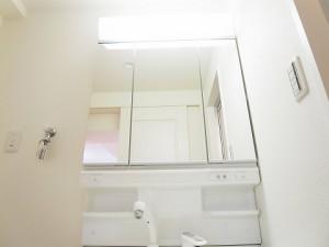 ライオンズマンション北品川第2 洗面台