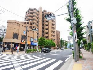第2桜新町ヒミコマンション 周辺