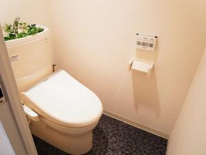 上野毛サンハイツ  トイレ