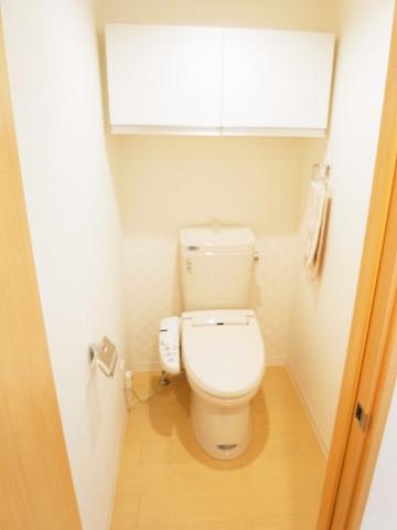 ビューパレー新宿新都心 トイレ