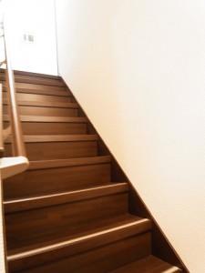 ステートリーホームス代々木上原 階段