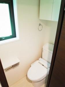 ステートリーホームス代々木上原 トイレ