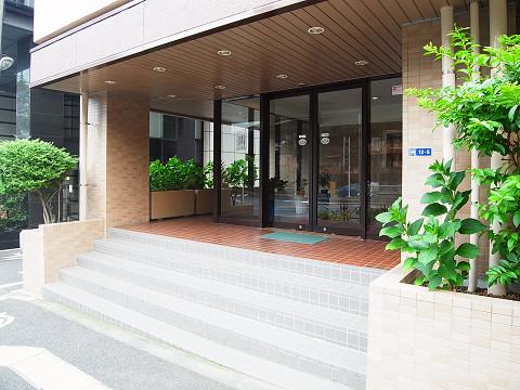 五反田コーポビァネーズ  外観